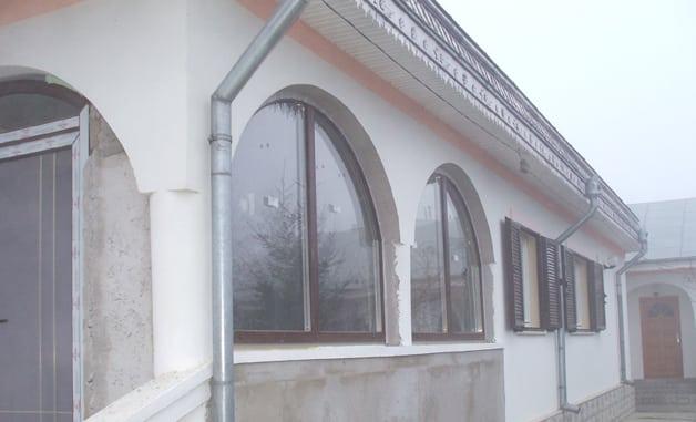 Casa lateral rulouri